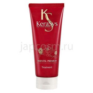 Маска для волос КераСис Ориентал KeraSys Oriental Premium Treatment купить недорого корейскую косметику для волос с доставкой по России быстро