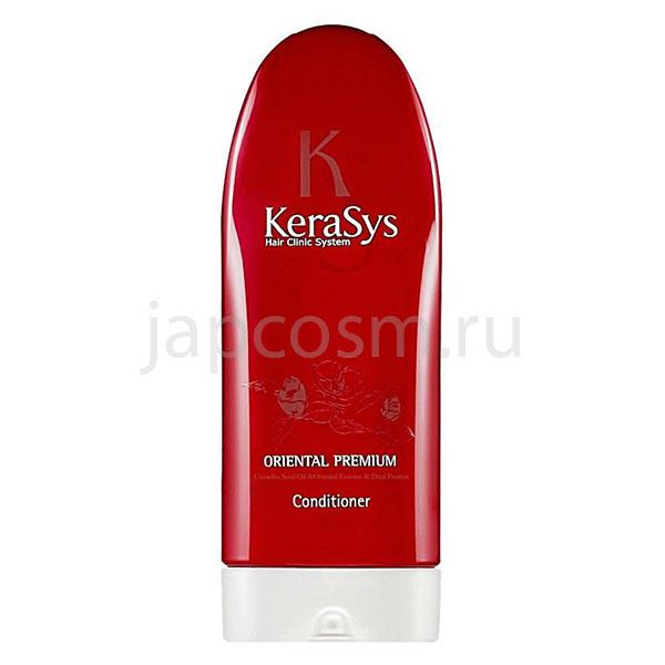 купить кондиционер для волос КераСис Ориентал KeraSys Oriental Premium Conditioner интернет магазин косметики из Кореи в Москве Japcosm