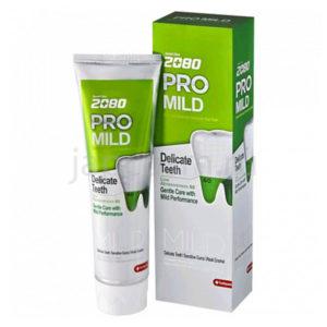 купить корейская зубная паста Мягкая защита Dental Clinic 2080 PRO-Mild Toothpaste самовывоз по России гибкая система разовых скидок акции
