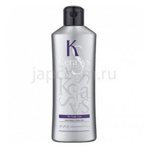 купить шампунь лечение сухой кожи головы КераСис KeraSys Balancing Scalp Clinic Shampoo интернет магазин профессиональной косметики для волос