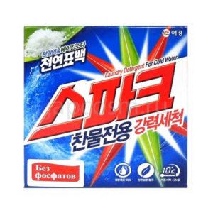 купить корейский концентрированный стиральный порошок Спарк Spark интернет магазин japcosm джапкосм средства для стирки универсальные