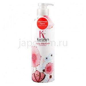 купить корейский парфюмированный кондиционер Романтик КераСис KeraSys Lovely & Romantic Parfumed Rinse товарыиз Южной Кореи Японии Тайланда