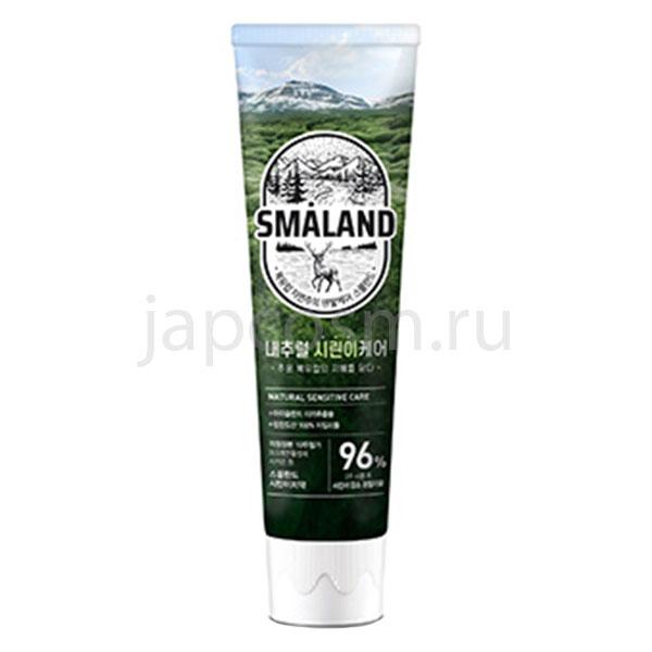 корейская зубная паста освежающая мята Форест Смаланд Smaland Forest Fresh Mint купить недорого косметику средства гигиены бытовую химию
