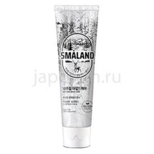 купить корейская зубная паста мягкая мята Свидиш Смаланд Smaland Swedish Mild Mint купить недорого косметику средства гигиены бытовую химию