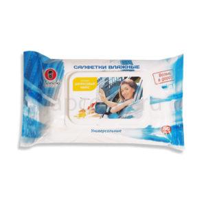 купить очищающие влажные салфетки универсальные Maneki Techno, купить качественную туалетную бумагу интернет магазин товаров из Кореи Японии