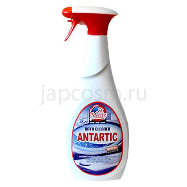 купить универсальное средство для мытья ванн унитазов раковин и плитки St.Moritz Bath Cleaner Antartic интернет магазин товаров Израиля Европы