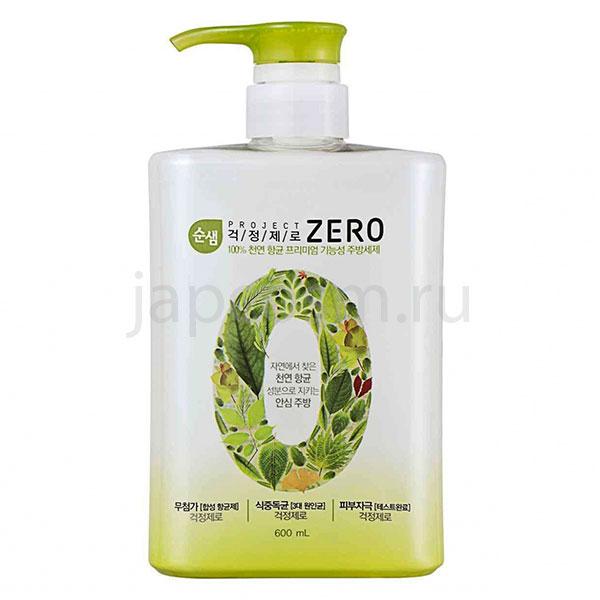 купить корейское средство для мытья посуды Soonsaem Zero интернет магазин japcosm джапкосм доставка самовывозом бытовой химии по России